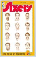 1970 Philadelphia 76ers Year Book