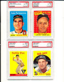 1958 Topps Nellie Fox psa 6 479 White Sox