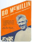 1936 Wheaties Bo McMillian Kansas coach vg