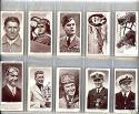 1934 Kings of Speed set Howard Hughes 50 card set