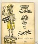 1949 Memphis Chicks Yearbook   bxb8