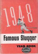Famous Slugger Yearbook 1948  em
