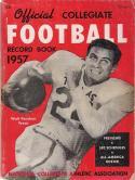 NCAA Football Record Guide 1957 -  Walt Fondren-Texas