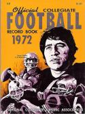 NCAA official Football Record Guide 1972  - Sonny Sixkiller