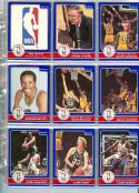 1984 Award Star Card set  Magic Johnson