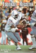 The Sporting News 1979 Football Register | Earl Campbell - Houston Oilers