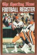 The Sporting News 1981 Football Register