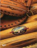 NLCS 1982 Playoffs Program - Braves vs. Cardinals