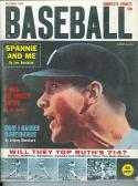 1962 October baseball Mickey Mantle Yankees
