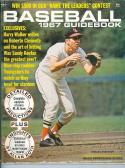 1967 Baseball Guidebook Brookes Robinson Orioles