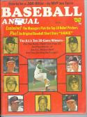 1970 Baseball Annual  Vida Blue A's