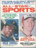 1971 Sept All Star Sports Willie Stargell Pirates