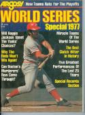 1972 Argosy World Series  Johnny Bench Reds