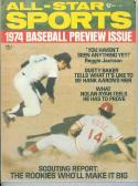 1974 may All Star Sports Pete Rose Reds