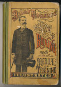 billy edwards art of boxing and manual of traing illustrated 1888 100 pages