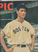 Ted Williams Pic Magazine 5/1947 near mint