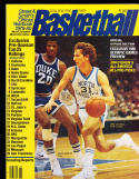 1979 Street Smith Basketball yearbook Guide Darnell valentine Kansas