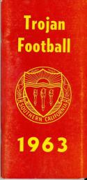 1963 USC Football Press Media Guide em CFBmg18