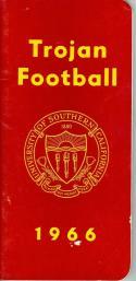 1966 USC Football Press Media Guide CFBmg18
