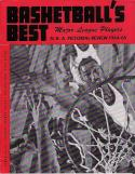 Basketball Best Pictorial Review Yearbook 1964 - Warrior Wilt Chamberlain