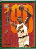 Seatle SuperSonics 1996 playoff media guide 94 pages em / nm