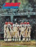 New Orlean Saints Atlanta Falcons 1970 football Program with NFL Coin Souvenir