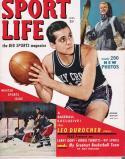 Sport Life April 1949 Magazine | George Kaftan - Holy Cross