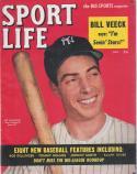 Sport Life July 1949 Magazine   Joe DiMaggio - Yankees nm