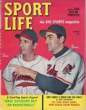 Sport Life March 1949 Magazine    Lou Boudreau - Indians