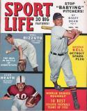 Sport Life November 1950 Magazine   Phil Rizzuto - New York Yankees