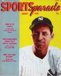 Sports Parade August 1949 Magazine | Tommy Heinrich - Yankees
