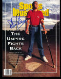 1992 7/6 Steve Palermo no label newsstand Signed sports Illustrated