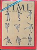 1966 Time Magazine No label newsstand Juan Marichal Giants NM