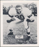 1953 Cleveland Browns Len Ford Team Issued card nm