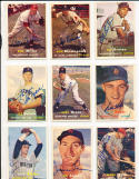 Billy Hoeft Detroit Tigers 60  SIGNED 1957 topps card