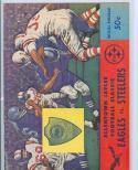 Aug 1964 Eagles Steelers football program Alletown hs