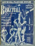 1938 - 1939 Spalding Basketball Guide