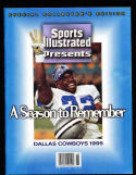 1995 Emmitt Smith  Dallas Cowboys mint sports illustrated presents Commemorative