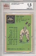 Ernie Banks Chicago Cubs 1955 Robert Gould W605 #26  bvg 1.5 fair