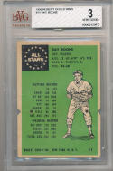 Ray Boone Detroit Tigers 1955 Robert Gould W605 #11  bvg 3 Very good