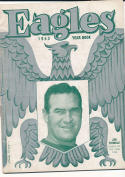 1953 Philadelphia Eagles press media guide em