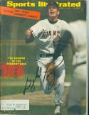 1966 Signed Sport Illustrated - Gaylord Perry