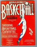 Spalding Basketball Guide 1939-1940 in em-nm