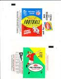 1965 philadelphia football   wrapper