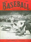 August 1941 Baseball Magazine Ted Williams ex-em