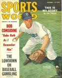 September 1949 Sports World Pee Wee Reese em
