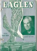 1958 Philadelphia Eagles Yearbook Guide