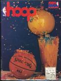 1989 Boston Celtics Pistons Basketball Program em-nm