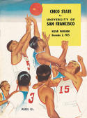 1955 USF Bill Russell program em