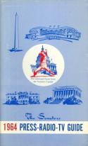 1964 Washington Senators press media guide em  (bx guide60)